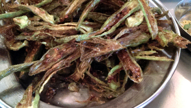 okra from Chai Pani