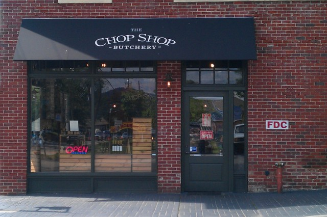 the chop shop