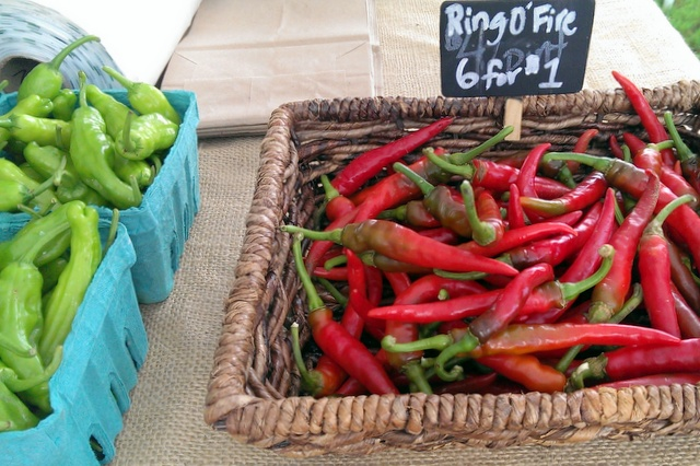 ring o fire peppers